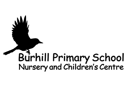 Burhill Primary School logo