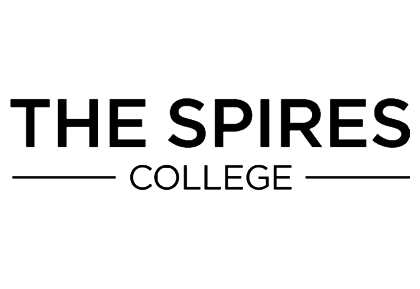 The Spires College logo